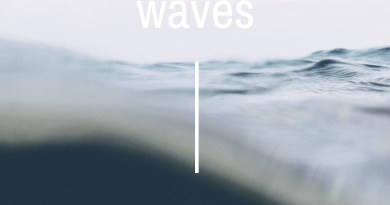 Dina Rizvic Waves EP cover