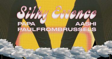 Papa Aashi Silky Essence single cover
