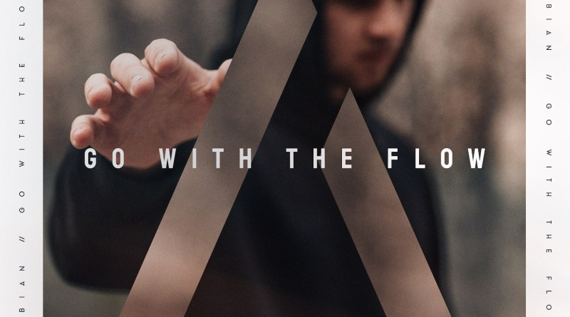 Abian Go with the Flow single cover