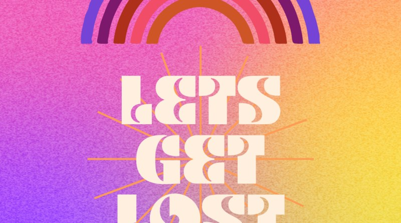 Elina Filice Let's Get Lost single cover