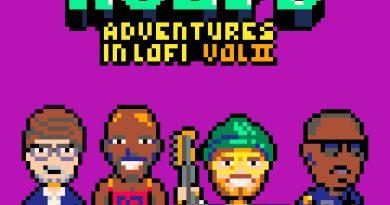 HOLY B Adventures in LoFi Vol 2 EP Cover