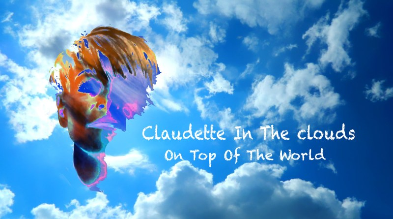 Claudette in the Clouds On Top of the World EP Cover