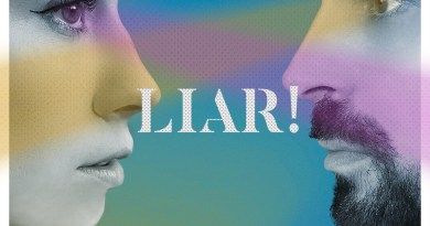 Hazel ft Eternuit LIAR! single cover