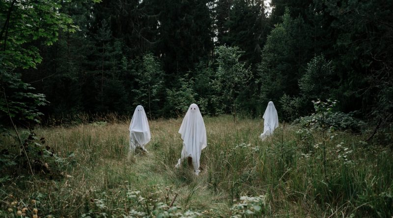 Gentle Ghosts artwork