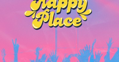 Pattern Pusher Happy Place artwork