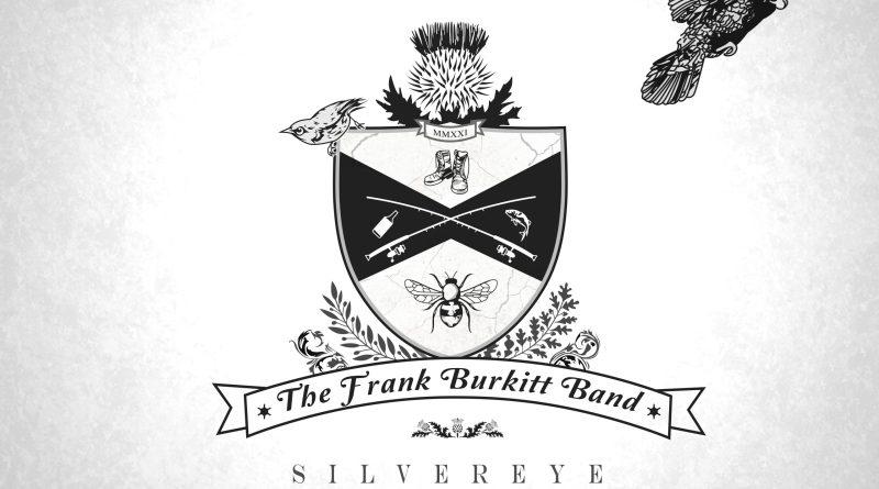 The Frank Burkitt Band Album cover