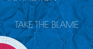 Snap Infraction Take the Blame single cover