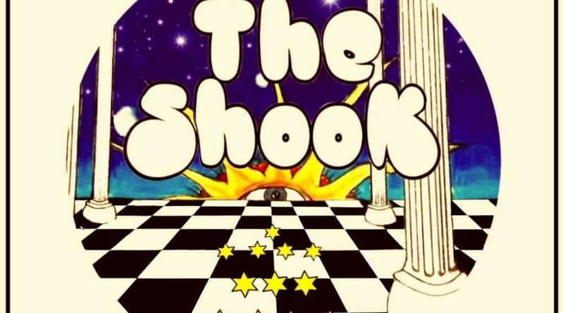 The Shook Hermetic Revelry EP cover