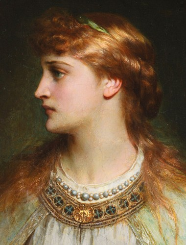 Ophelia - Thomas Francis Diccksee