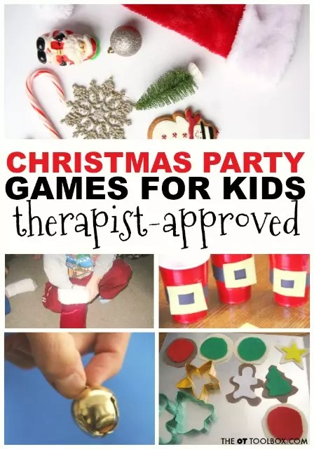 christmas party games for
