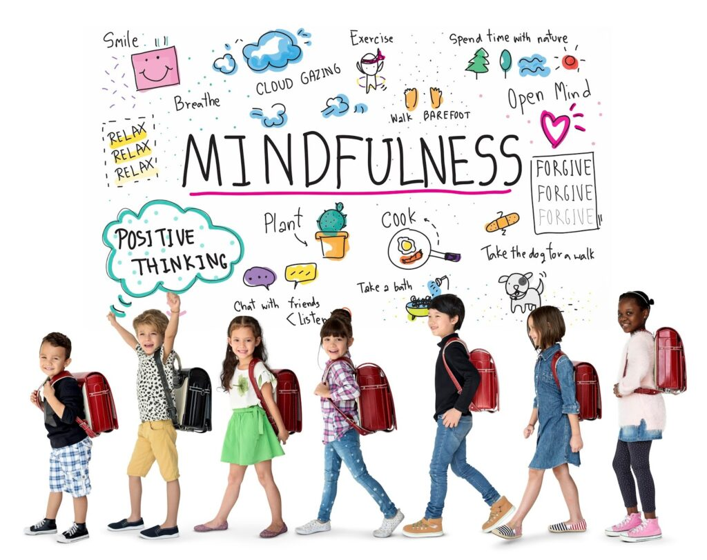 Winter Mindfulness Activities For Kids