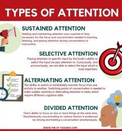 Attention Activities - The OT Toolbox [ 1024 x 1024 Pixel ]