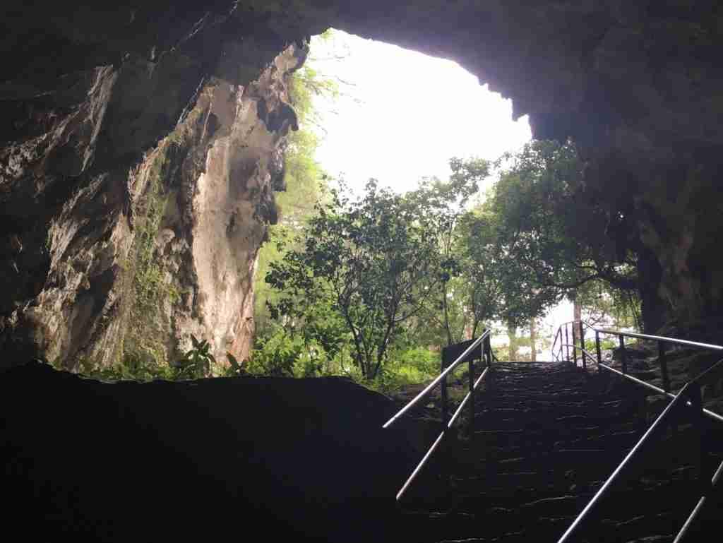 big chamber in sumaguing cave sagada