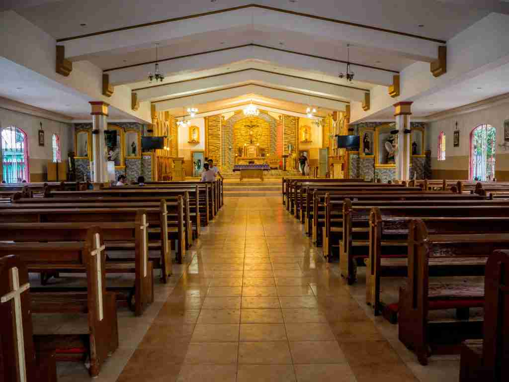 St. Francis of Assisi Parish el nido