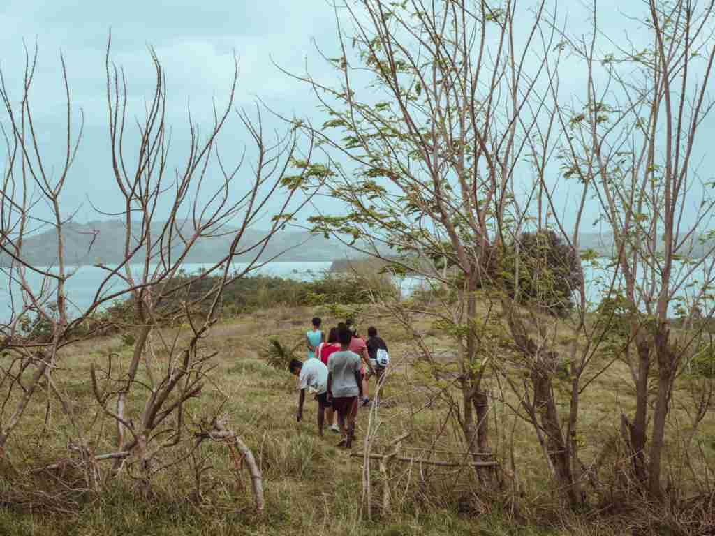 guinahoan island in caramoan islands