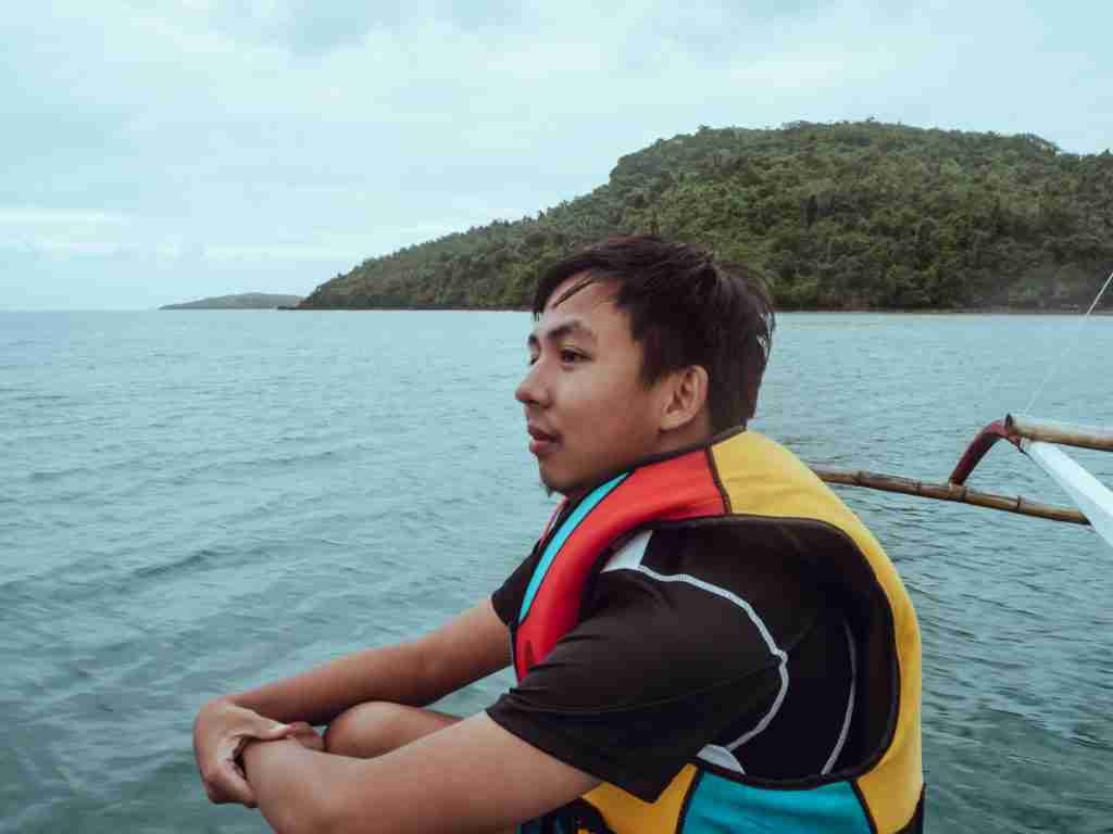 cagbalinad island in caramoan islands