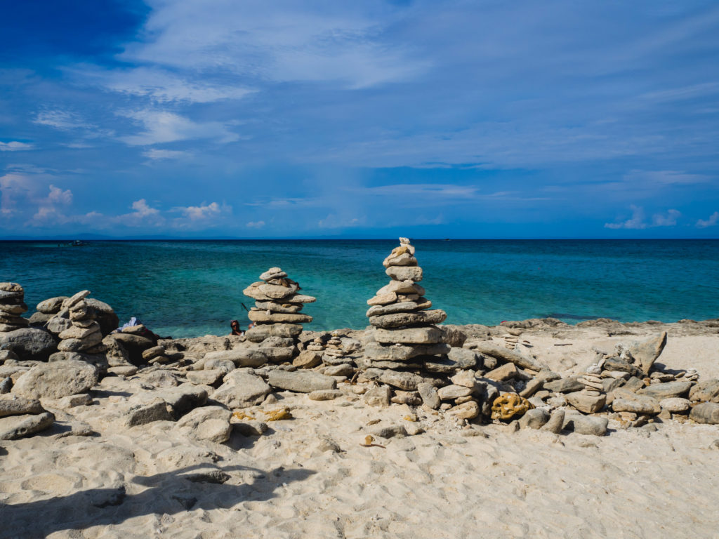 zen stones in tinalisayan island masbate