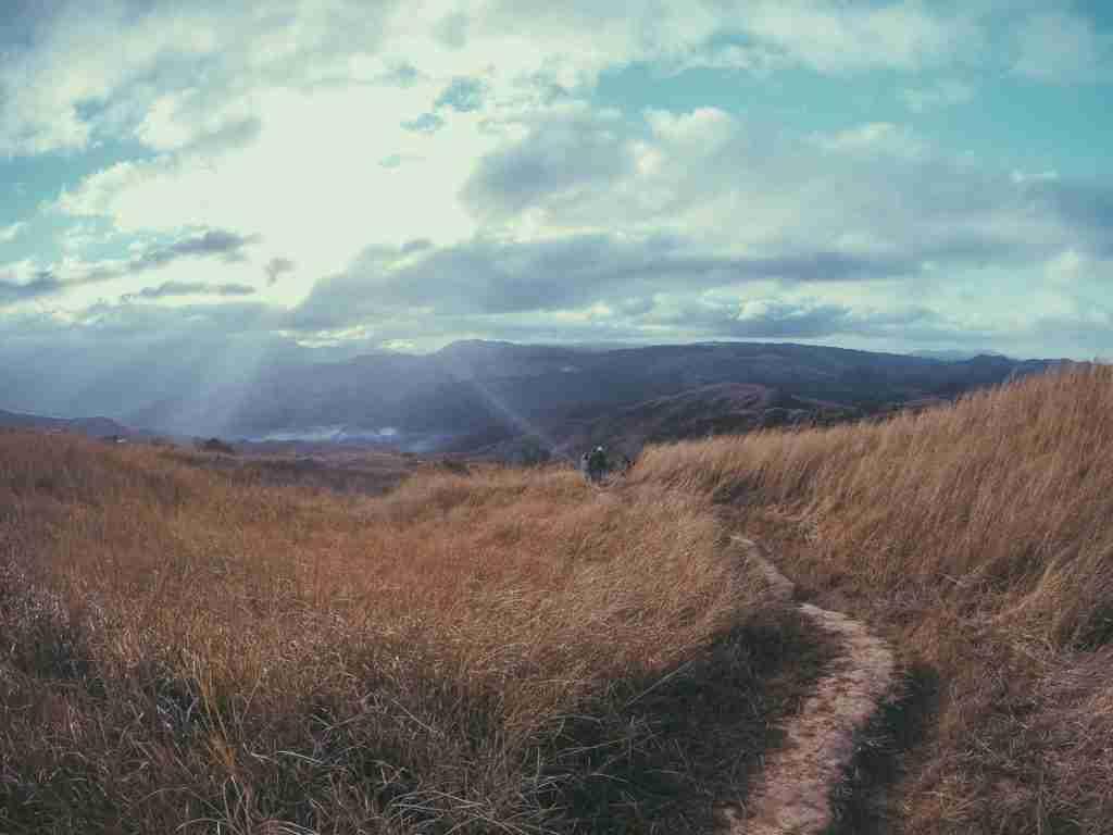 mt. batolusong trail