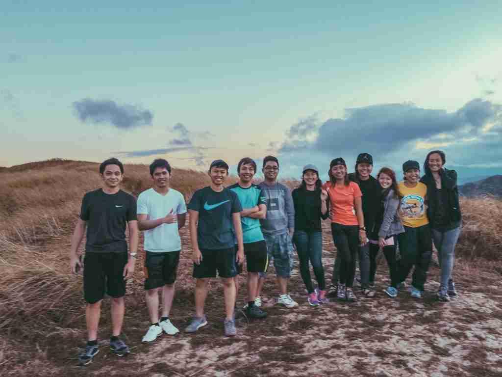mt. batolusong squad picture