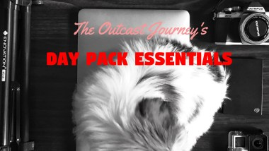 day pack essentials for a short travel