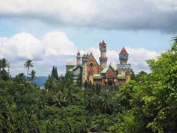 fantasy world castle in lemery batangas