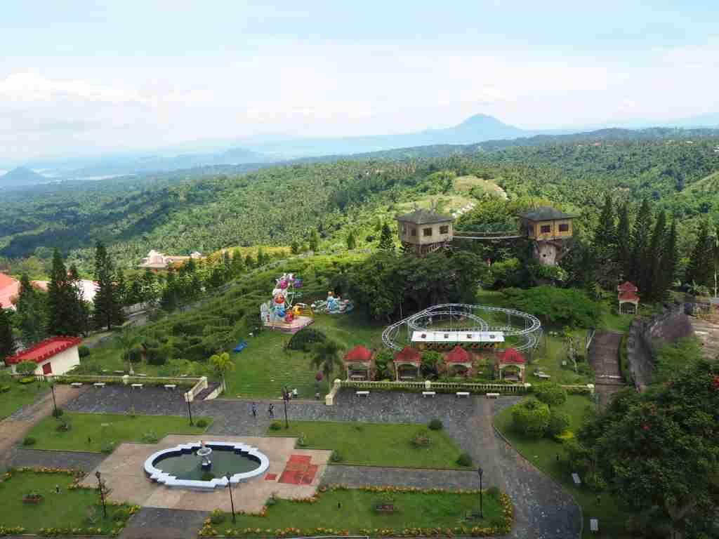 fantasy world batangas aerial view