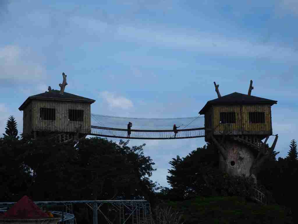 tree house in fantasy world in lemery batangas