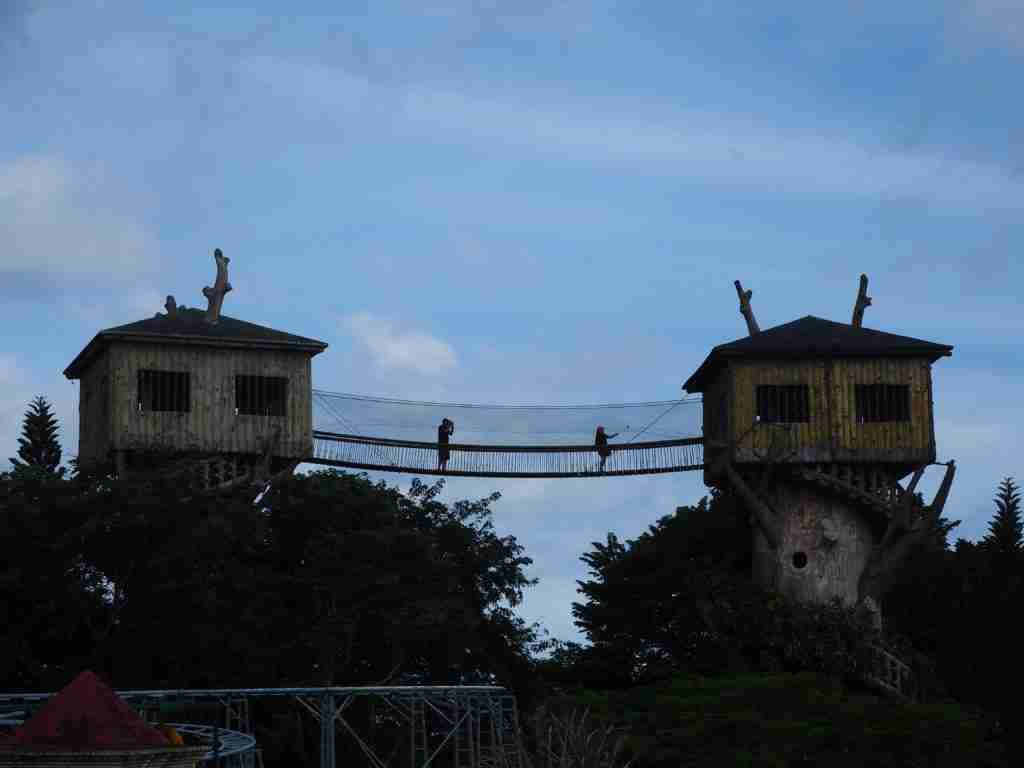 tree house in fantasy world in lemery batangas
