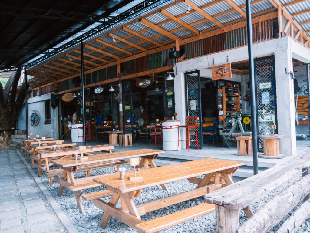 Food hub in La Union