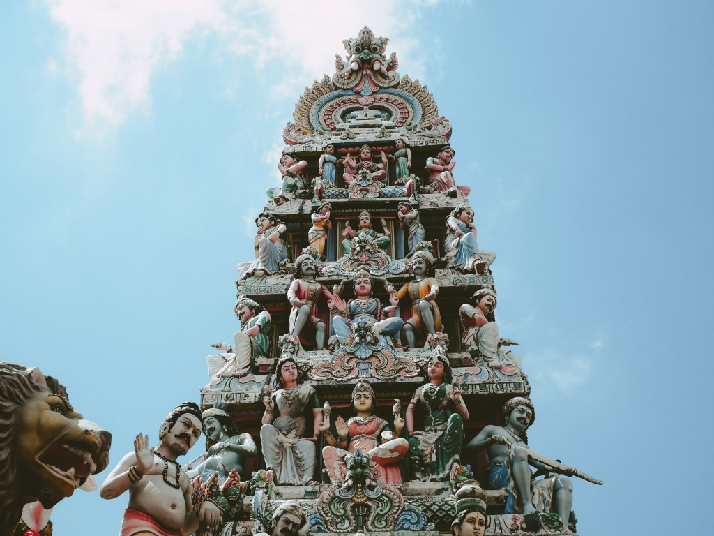 little india hinduism temple