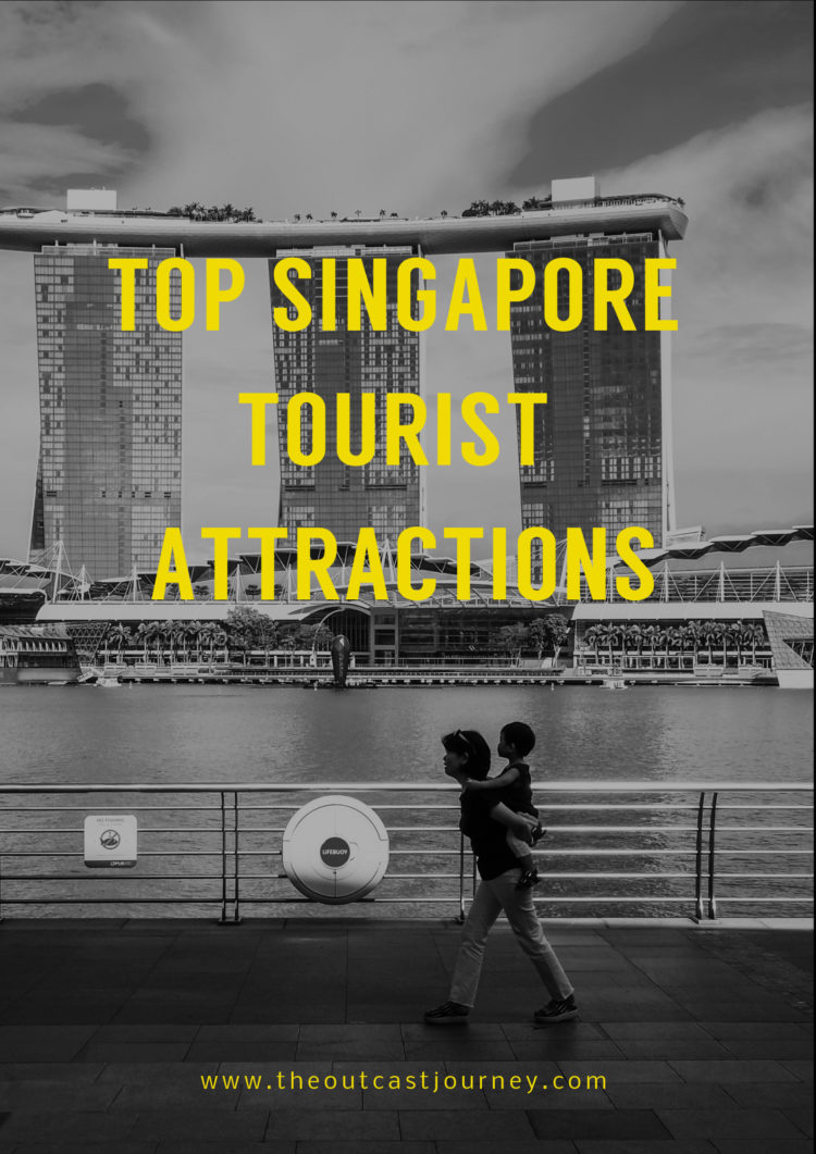 singapore tourist attractions pinterest