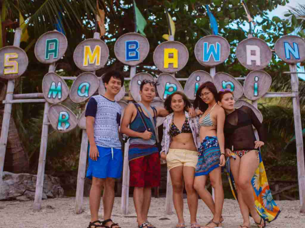 Sambawan Island With Friends