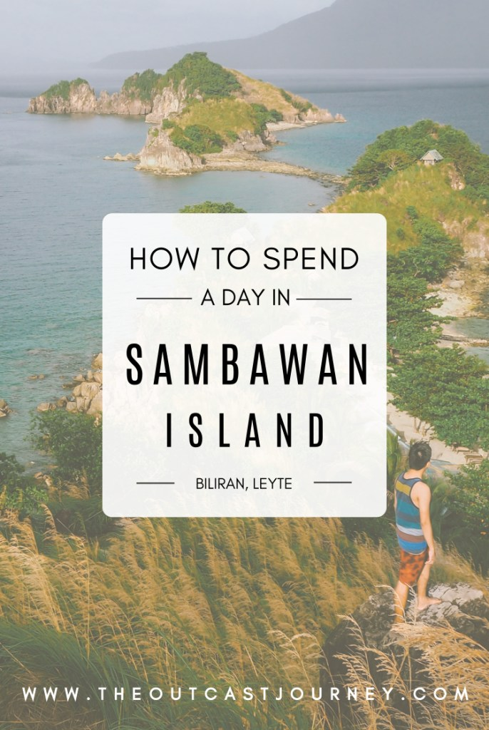 Sambawan Island: Spending A Whole Day In Biliran's Answer To Paradise