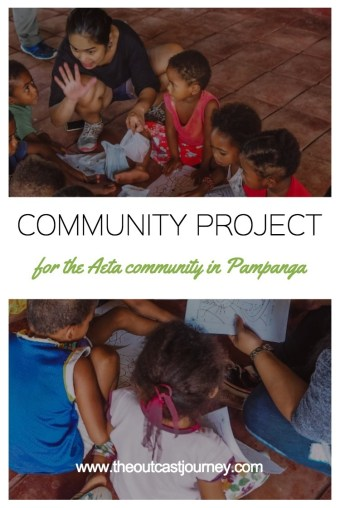Community Project for Aeta Community in Pampanga