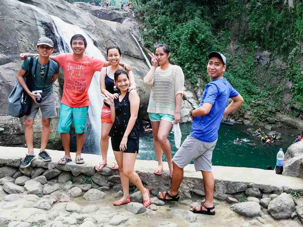 Tangadan Falls La Union