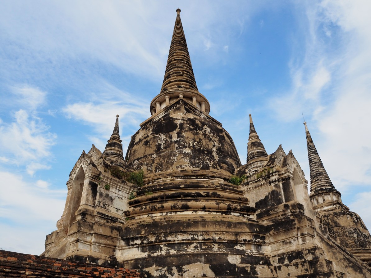 Things Not To Miss In Thailand: Ayutthaya