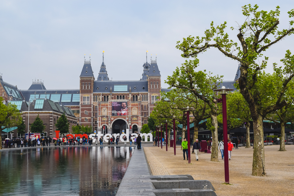 amsterdam in a day, rijksmuseum