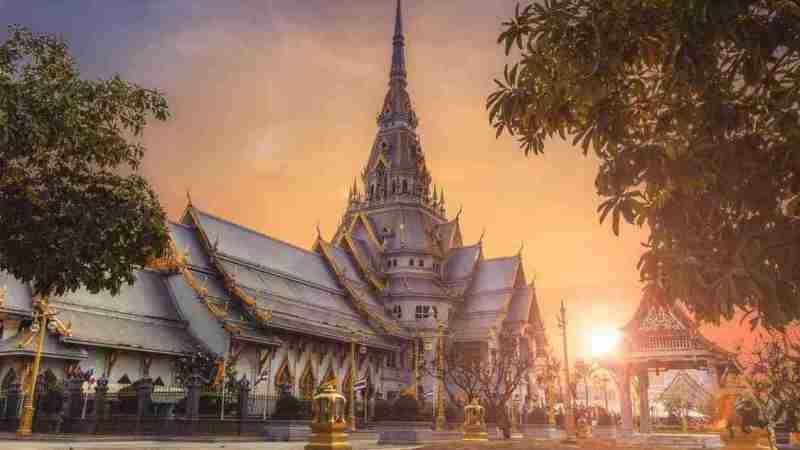 best accommodation thailand