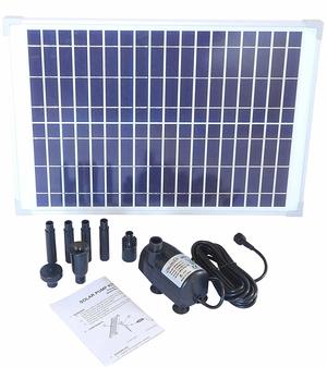 Solariver Solar Pond Pump