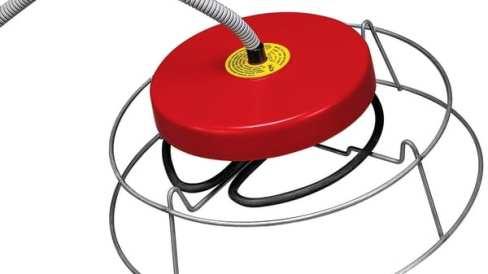 API Floating Heater for Pond