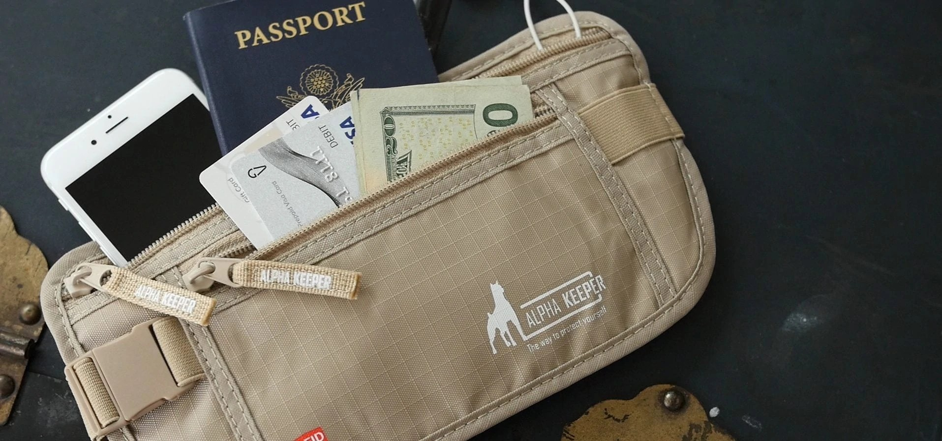 Best Money Belts for Travelling