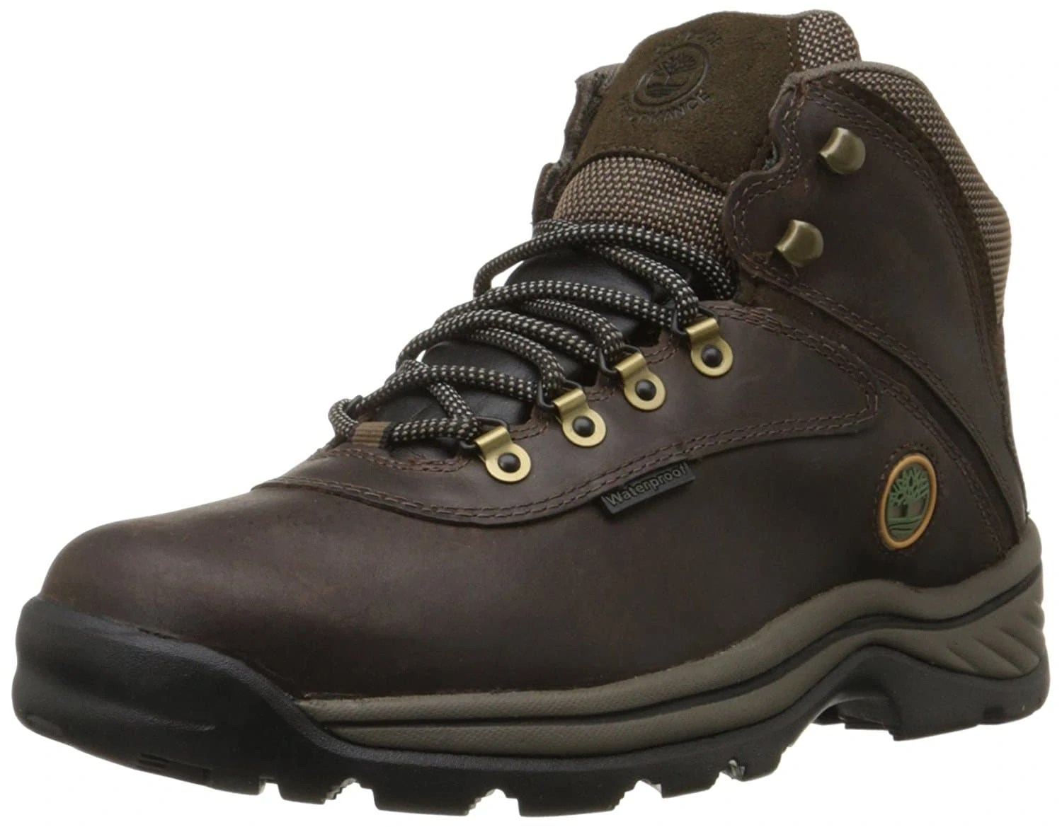 Timberland White Ledge Men's Waterproof Boot Side