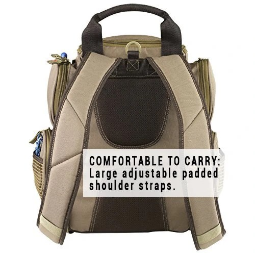 Wild River by CLC WT3503 Tackle Backpack Back