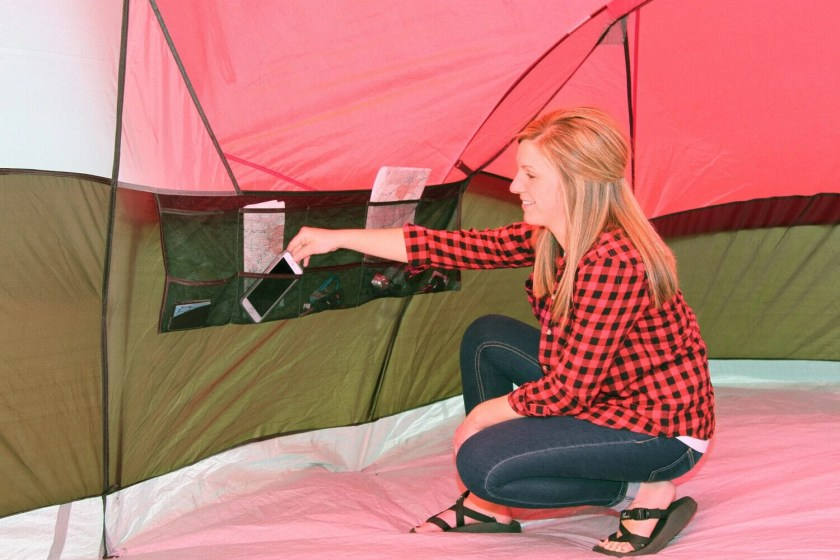 Ozark Trail Tent Storage