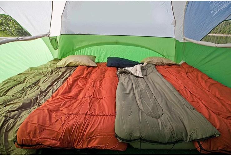 Coleman-6-person-Tent-Interior