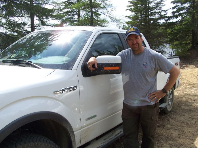 Trout fishing/Ford F-150 Review