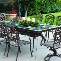 Patio Dining Table for 8
