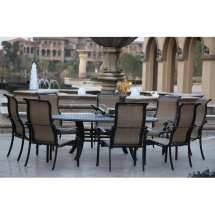 8 Person Patio Dining Set