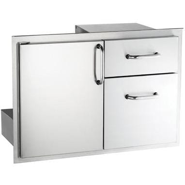 Fire Magic Select Access Door & Double Drawer Combo