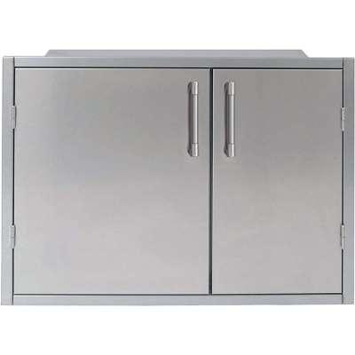 Alfresco 30-Inch Sealed Dry Pantry